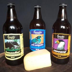 Cerveja Artesanal Canastra Puro Malte 600 ml